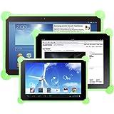 """Funda tablet silicona universal compatible con cualquier tablet de cualquier tamaño como 7"""", 8"""", 9"""", 9.7"""", 10.1 (Verde)"""
