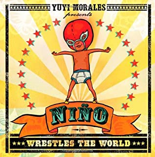 Book Cover: Niño Wrestles the World