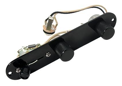 fender telecaster pots