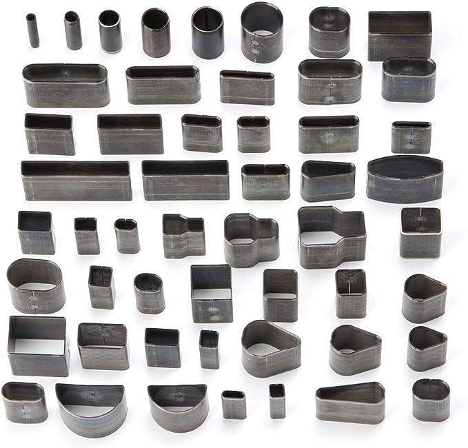Hollow Wad Punch pour oeillets Leather Craft Marteau type Trou Cutter