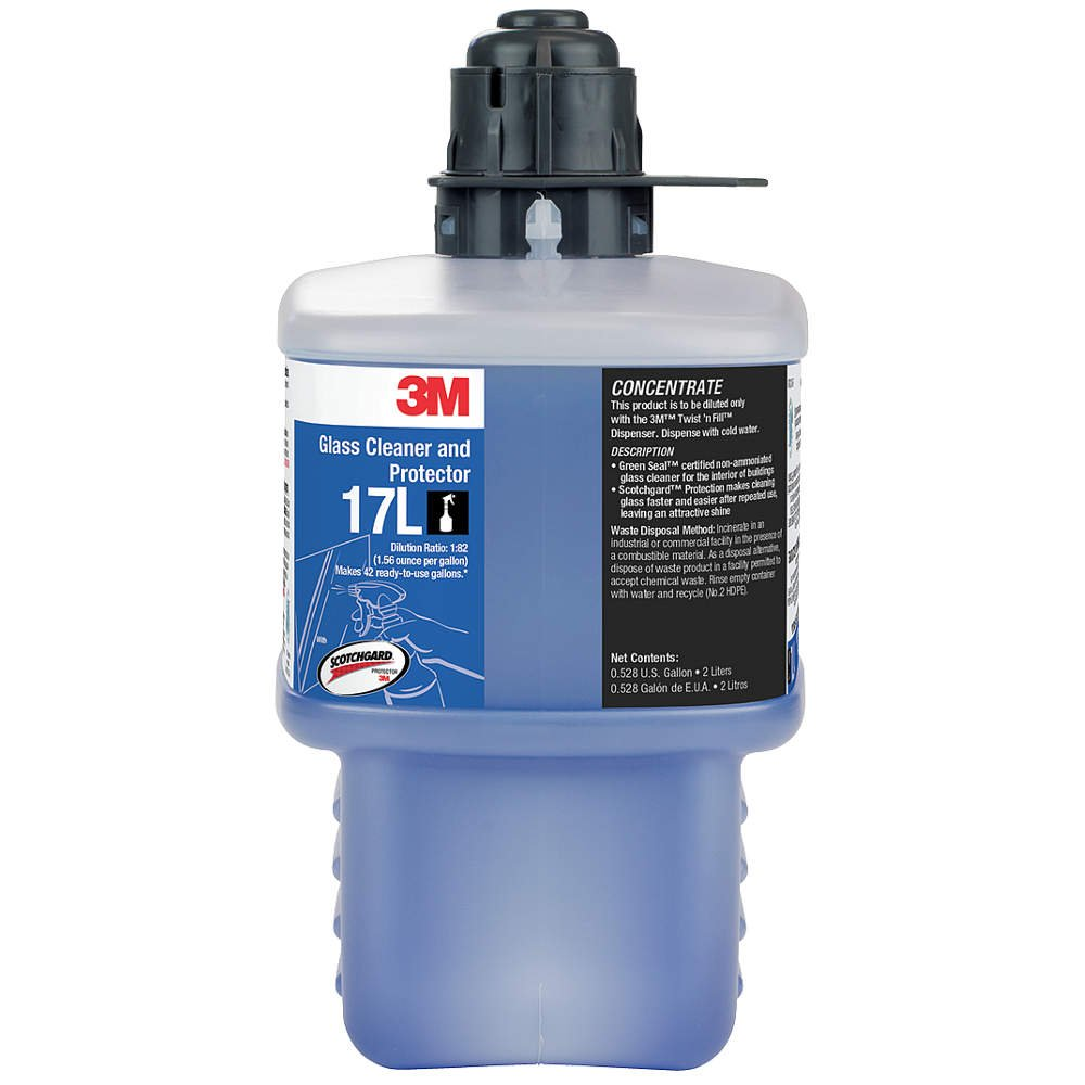 Glass Cleaner and Protector, 67.63 oz.