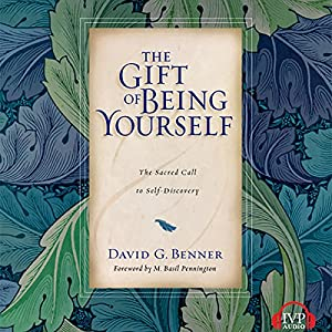The Gift of Being Yourself Audiobook
