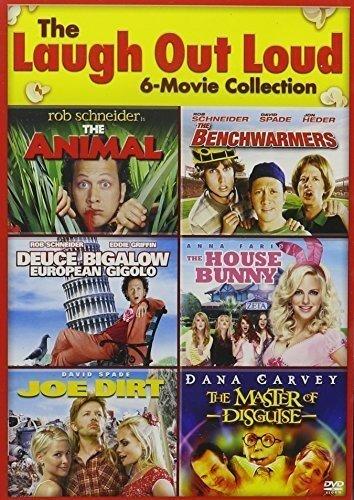 The Animal (2001) / Benchwarmers / Deuce Bigalow: European Gigolo / House Bunny / Joe Dirt (2001) / Master of Disguise