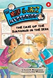 img - for #08 the Case of the Diamonds in the Desk (Milo & Jazz Mysteries) book / textbook / text book