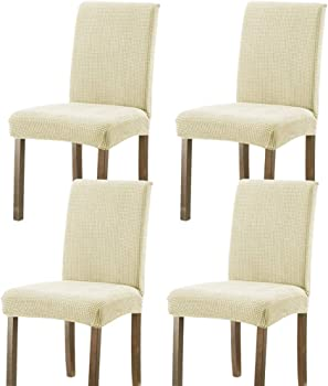 4-Pack Fengwinds Dining Room Dining Chair Slipcovers
