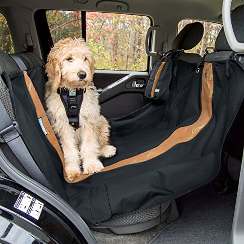 Kurgo Waterproof Wander Hammock and Car Seat Cover for Dogs,