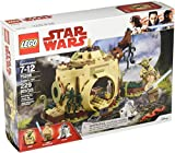 LEGO Star Wars Yodas Hut 75208 Building Kit (229 Piece) Stacking Toys