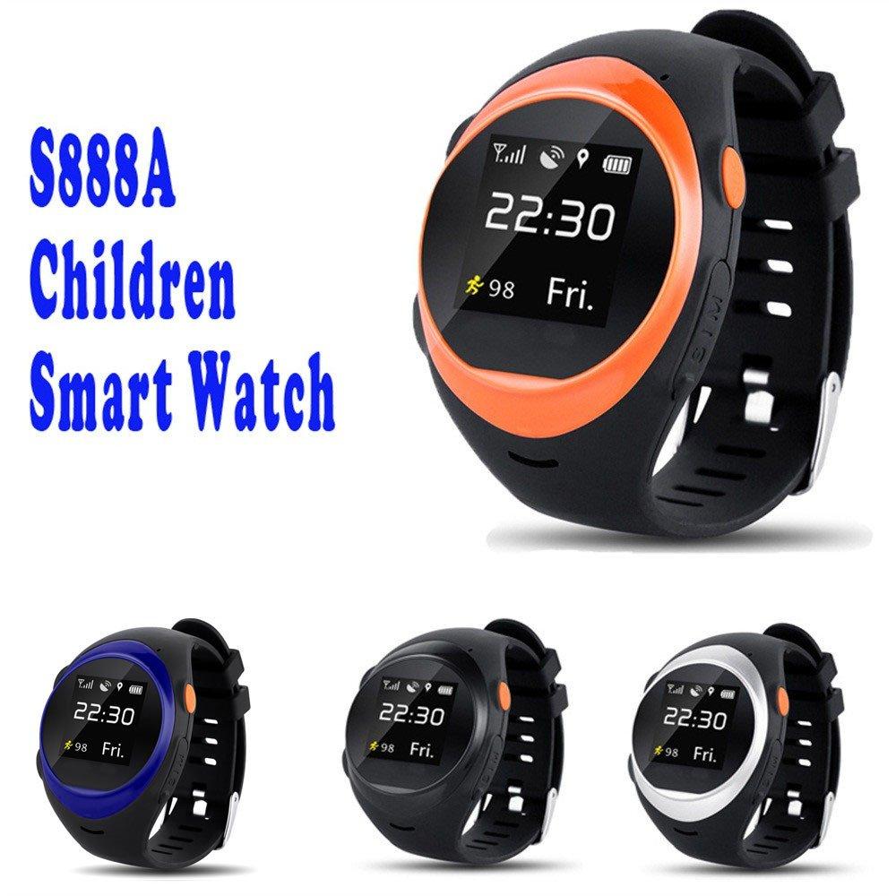 Amazon.com: Huangou ZGPAX S888A GPS WiFi Smartwatch para ...