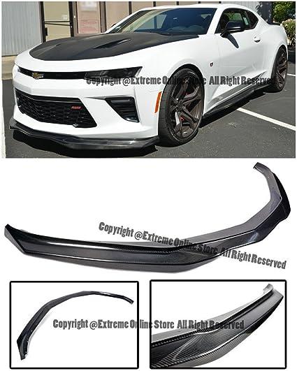 Amazon com: EOS Carbon Fiber Body Kit Front Bumper Lip
