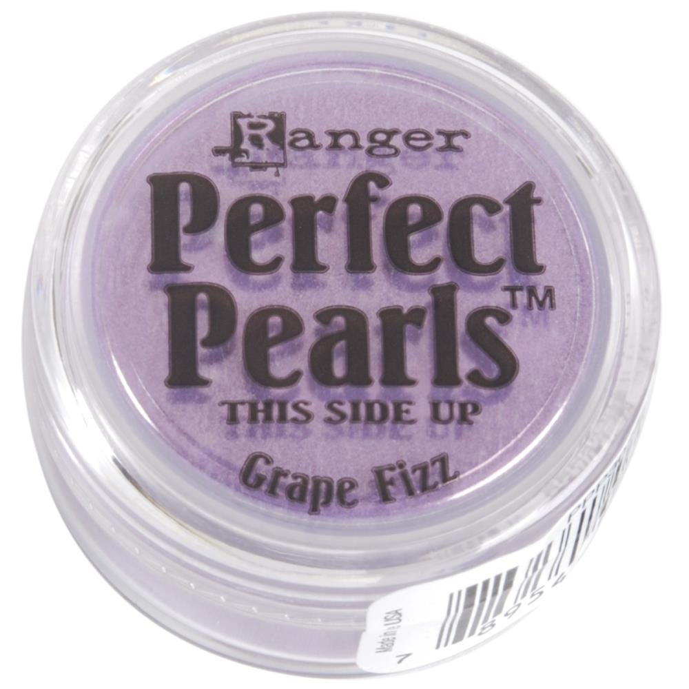 Ranger Perfect Pearls Pigment Powder 0.25oz - Grape Fizz R a n g e r