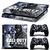 Consoles Ps4 Best Deals - QKILL CALL DUTY Skin Sticker for PS4 System Playstation 4 Console with 2 Controller Skins PS4 CONSOLE SKIN PROTECTOR