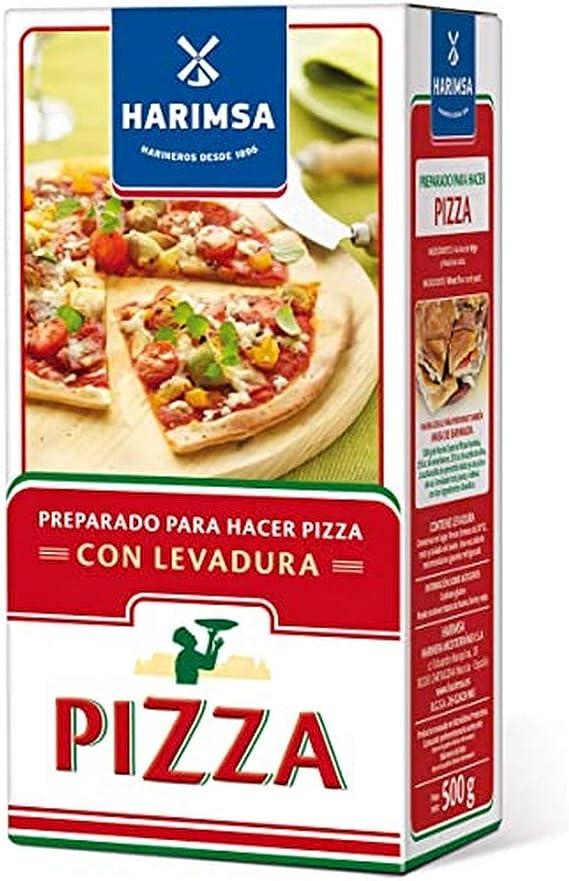 Harimsa Harina Preparado De Pizza 500 g