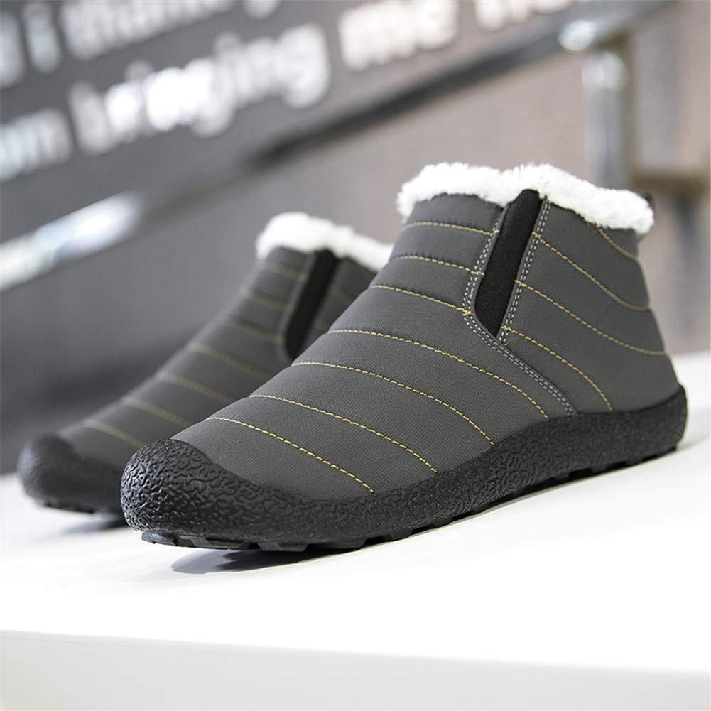 d3d467e3131e2 Hycomell Uomo Donna Pantofola Caldo Peluche Morbido Piatto ...