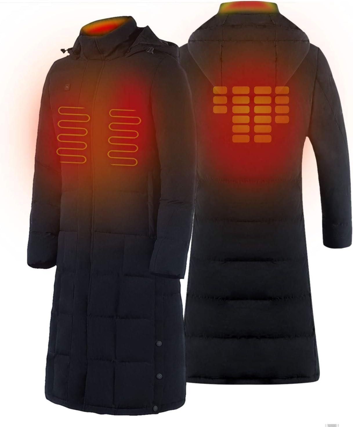 Amazon coupon code for Kempgear Heated Jacket Lightweight Cotton