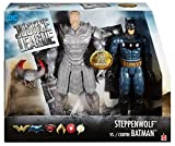 DC Justice League Batman vs Steppenwolf Figures, 12