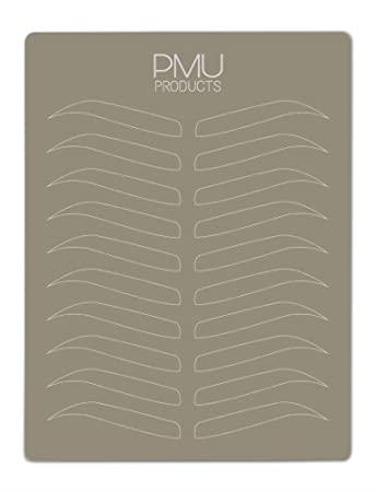 8175df3302 Amazon.com  PMU Premium Microblading Practice Skin Double-Sided ...
