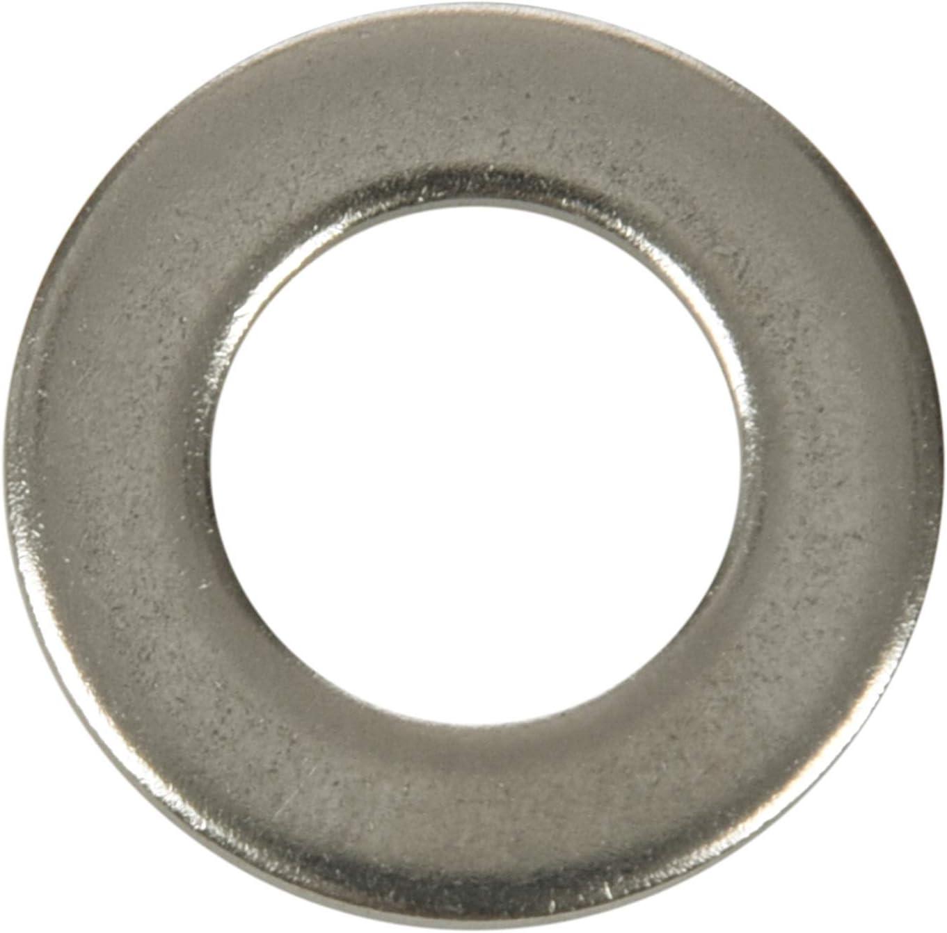 Facibom acero forma una arandela plana para adaptarse a tornillos y tornillos m/étricos M2 2,2 mm x 5 mm x 0,3 mm 100 piezas