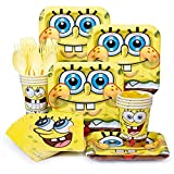 Spongebob Party Pack for 8