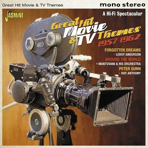 Great Hit Movie & TV Themes 1957-1962 [ORIGINAL RECORDINGS REMASTERED]