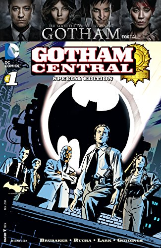 gotham central book one - 8
