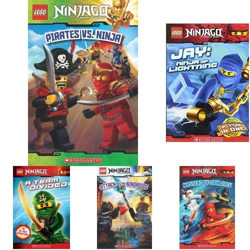进口原版) 乐高读物 Lego Ninjago 系列 Pirates Vs. Ninja, Jay ...