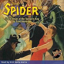 The Spider #26, November 1935