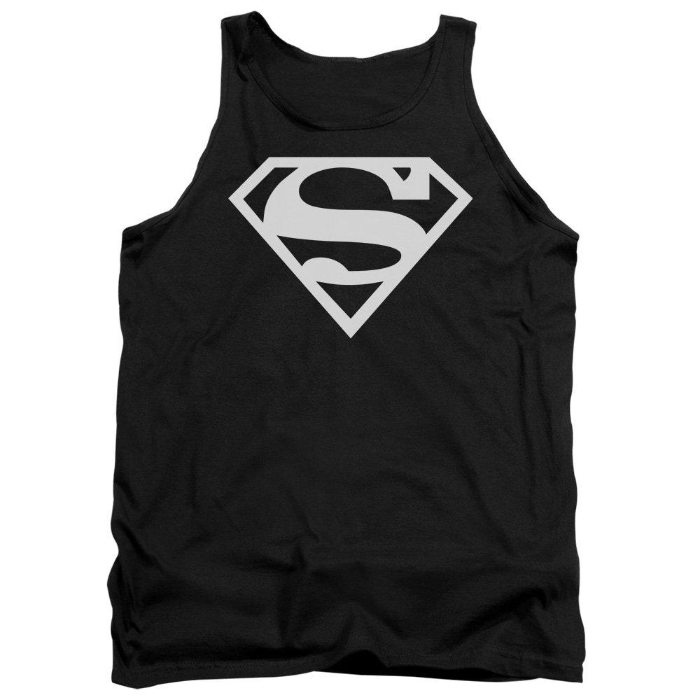 Superman Mens Logo Tank Top