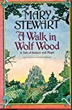 img - for A Walk in Wolf Wood: A Tale of Fantasy and Magic book / textbook / text book