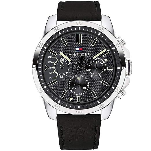 Tommy Hilfiger De los Hombres Tommy Hilfiger Decker Reloj 1791563: Amazon.es: Relojes