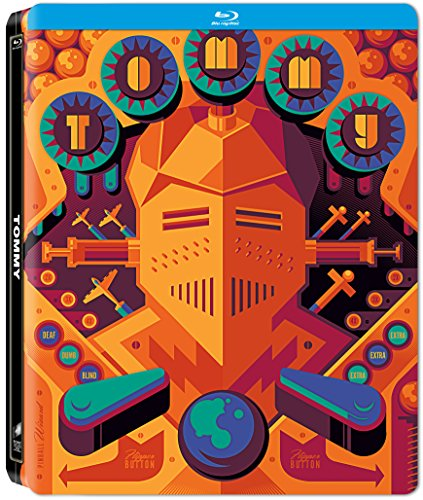 Tommy, Steelbook [Blu-ray]