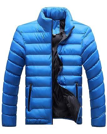 Moollyfox Cappotto Piumino Uomo Invernale 596b63f9aca