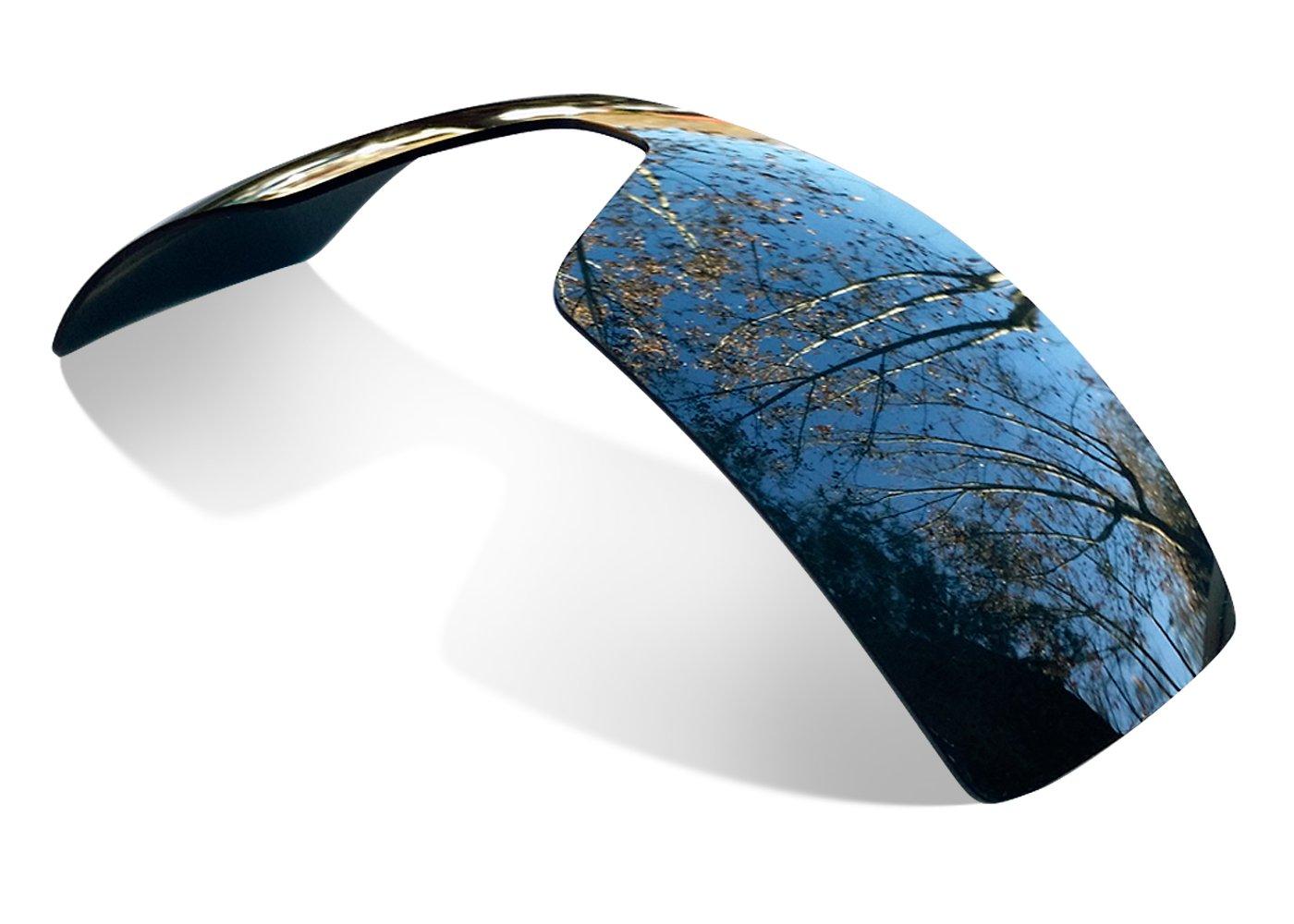 Sunglasses Restorer Lentes Polarizadas de Recambio Black Iridium para Oakley Oil Rig