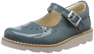 Clarks Girls' Crown Jump T Loafers
