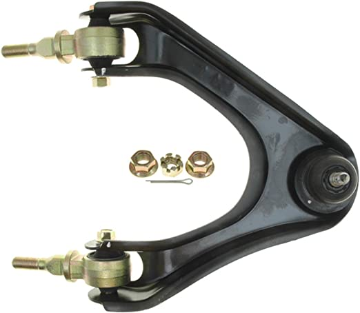 ACDelco 46D1001A Advantage Front Driver Side Upper Suspension Control Arm with Ball Joint