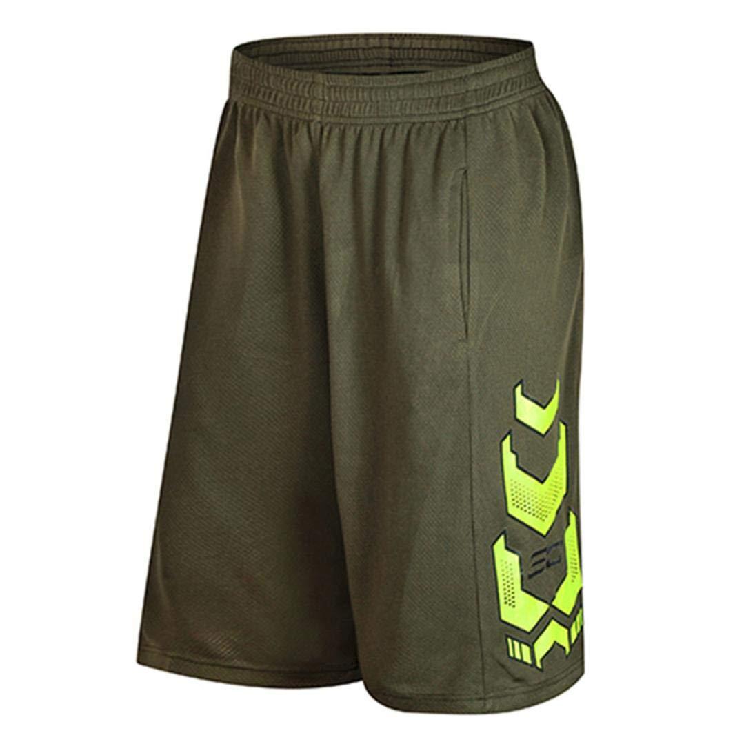 Gusspower Pantalones Cortos de Fitness para Hombre de Deporte Sudor con función de Secado rápido,adecuados para Cualquier Actividad Deportiva: Amazon.es: ...