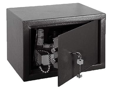 Caja fuerte para empotrar en pared mecánica de armario hotel o ...