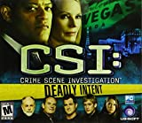 CSI Deadly Intent JC