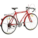 Road Bike, Fitness Minutes FAST-Red