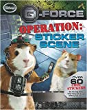 "Disney Sticker Scene: ""G-Force"""