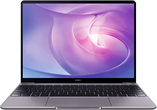 HUAWEI MateBook 13 2020 - Ultra Laptop with 2K FullView Screen - 10th Gen Intel Core i5-10210U, 8GB RAM, 512GB SSD, NVIDIA GeForce MX250, Windows 10 Home, Space Grey
