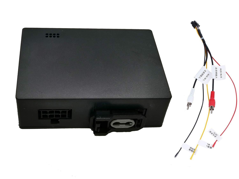 Car Stereo Radio Optical Fiber Decoder Most Box for BMW E90/E91/E92/E93 2005-2012 M3 3 Series