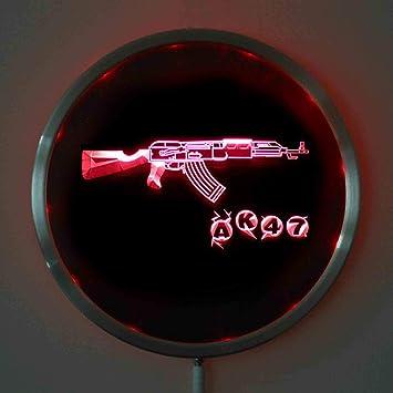 Amazon.com: Design4LED Ak47 USSR Kalashnikov - Cartel con ...