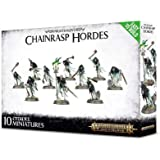 Warhammer AoS - Easy to Build: Nighthaunt Chainrasp Hordes