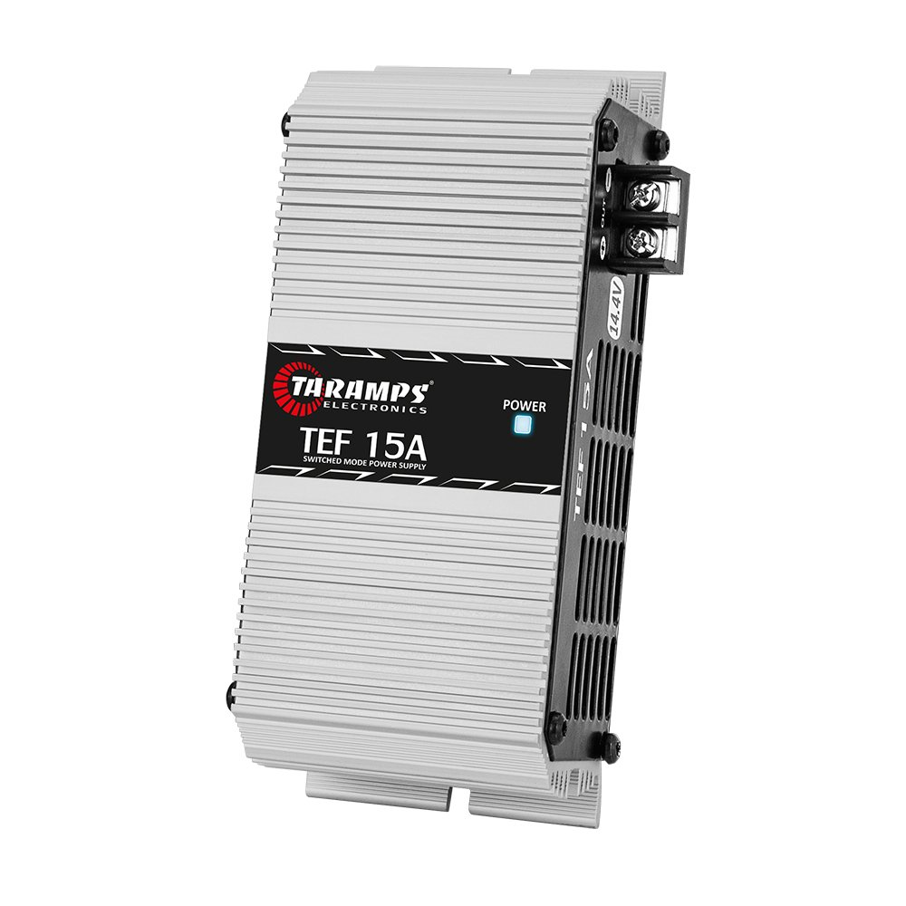 TARAMP'S TEF15A 15 Amp Power Supply