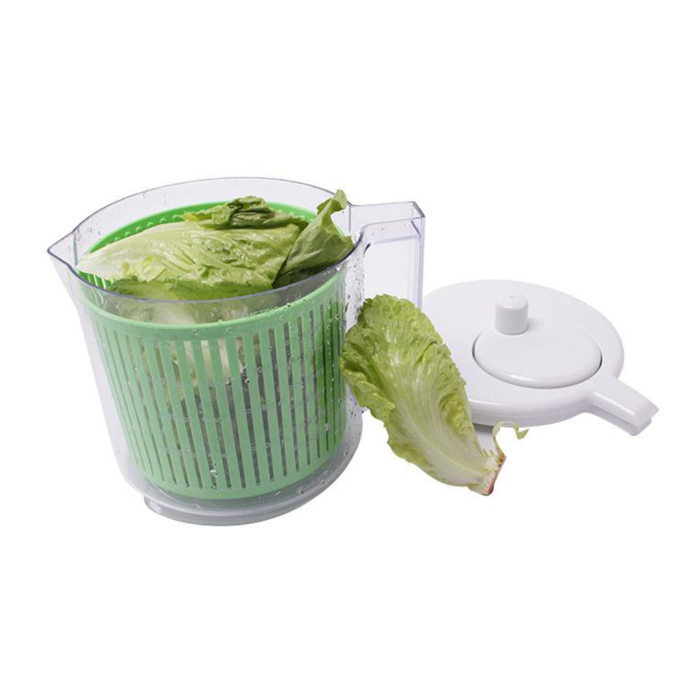 KNONGMAYI Good Grips Single Server Salad Spinner by KNONGMAYI (Image #1)