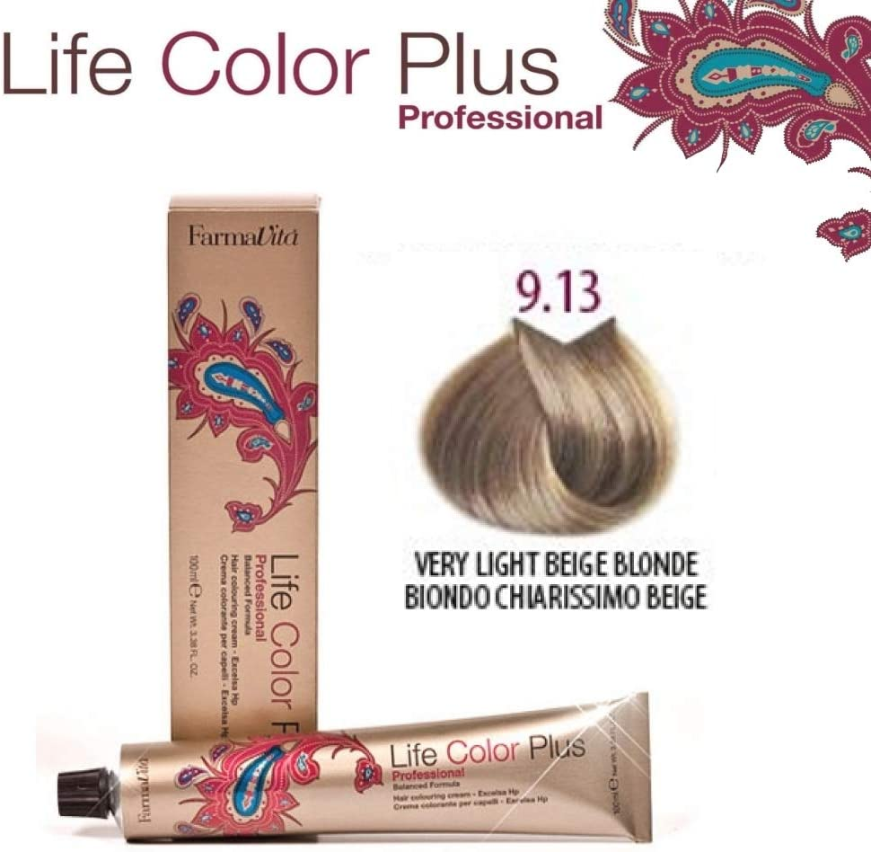 FarmaVita Life Color Plus Tinte Capilar 9.13-90 ml