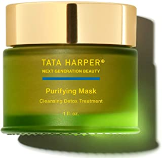 product image for Tata Harper Purifying Mask, Pore & Blackhead Detox Treatment, 100% Natural, Made Fresh in Vermont, 30ml