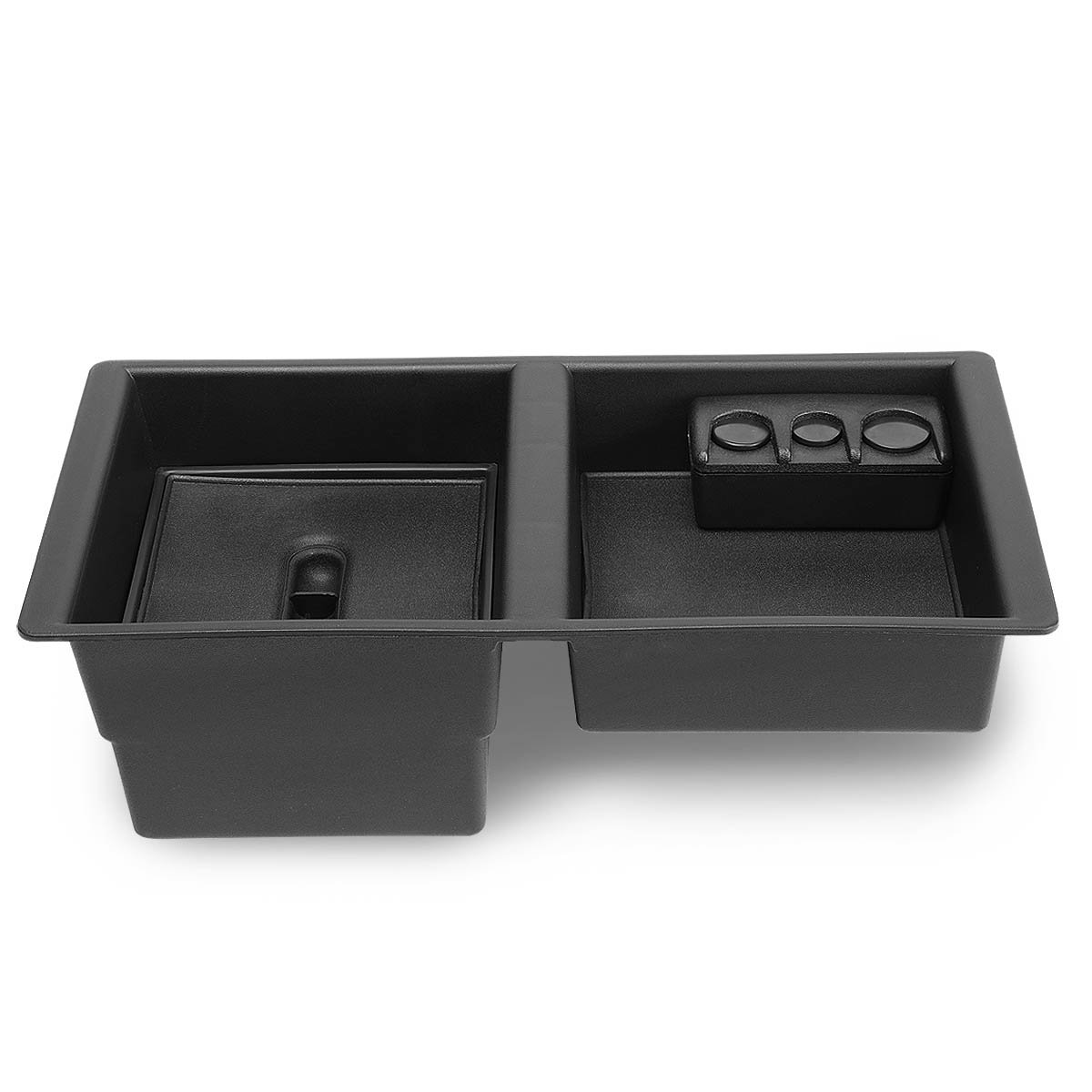 for 14-18 Silverado//Sierra DNA MOTORING Cecon-GM Center Console Organizer Insert Tray