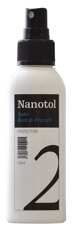Nanotol Auto, Boot, Freizeit Cleaner - Fahrzeugreiniger Konzentrat (Step 1), 20-40 ml Konzentrat pro 1 Liter Wasser/Lackreiniger / Felgenreiniger/Intensivreiniger / Tiefenreiniger (1000 ml Step 1) CeNano
