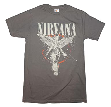 ced102dc0 Unique Vintage Nirvana Galaxy In Utero T-Shirt Small High Quality Desiqn